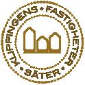 Klippingen Fastigheter Logotyp